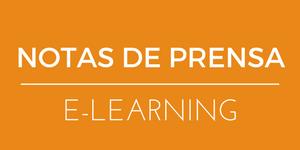 NOTAS DE PRENSA ELEARNING