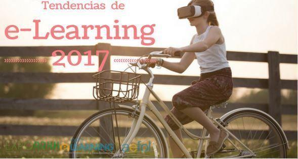 TENDENCIAS DE E-LEARNING PARA 2017