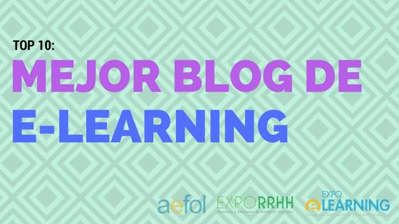 TOP 10: Mejor Blog de E-learning