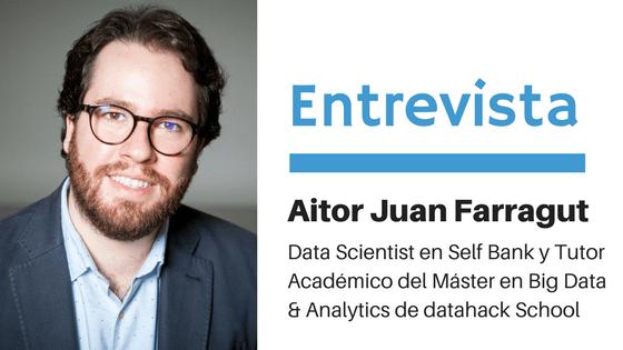 Entrevista a Aitor Juan Farragut, ponente en el próximo EXPOELEARNING