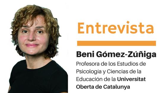 Entrevista a Beni Gómez Zúñiga, ponente en el próximo EXPOELEARNING