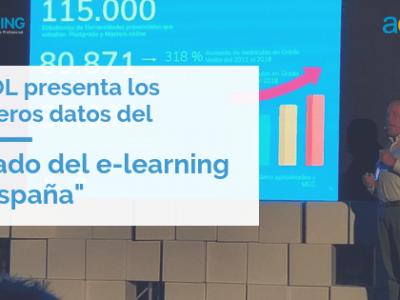 AEFOL presenta los primeros datos del «Estado del e-learning en España»