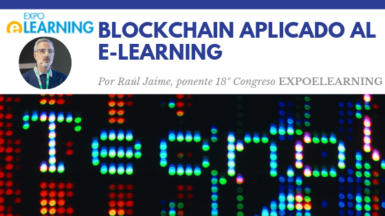 Blockchain aplicado al e-Learning