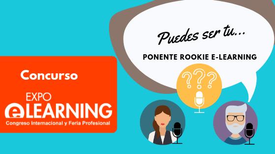 """EXPOELEARNING lanza un concurso de artículos para descubrir el talento de  """"Los Rookies del e-learning"""""""