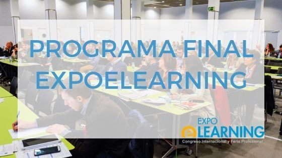 EXPOELEARNING: programa final del congreso