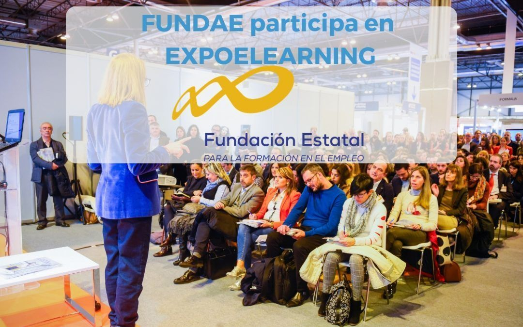 FUNDAE participará en EXPOELEARNING