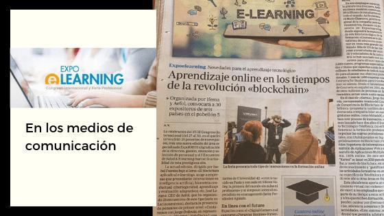 Aprendizaje online en los tiempos de la revolución «blockchain»