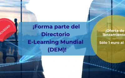 AEFOL lanza el primer Directorio E-learning Mundial – DEM