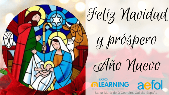 ¡Felices fiestas y mucho e-Learning en el 2020!