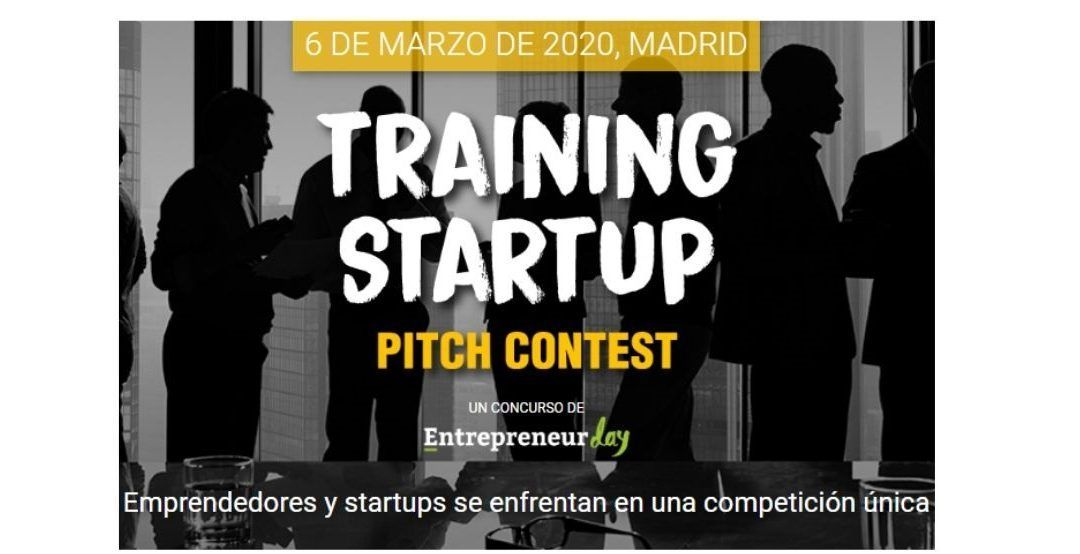 El Training Startup Pitch Contest, una competición única en EXPOELEARNING-2020