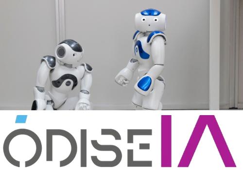 ODISEIA presentará en EXPOELEARNING los desafíos del uso de la IA en el área de Formación, con la intervención del robot NAO