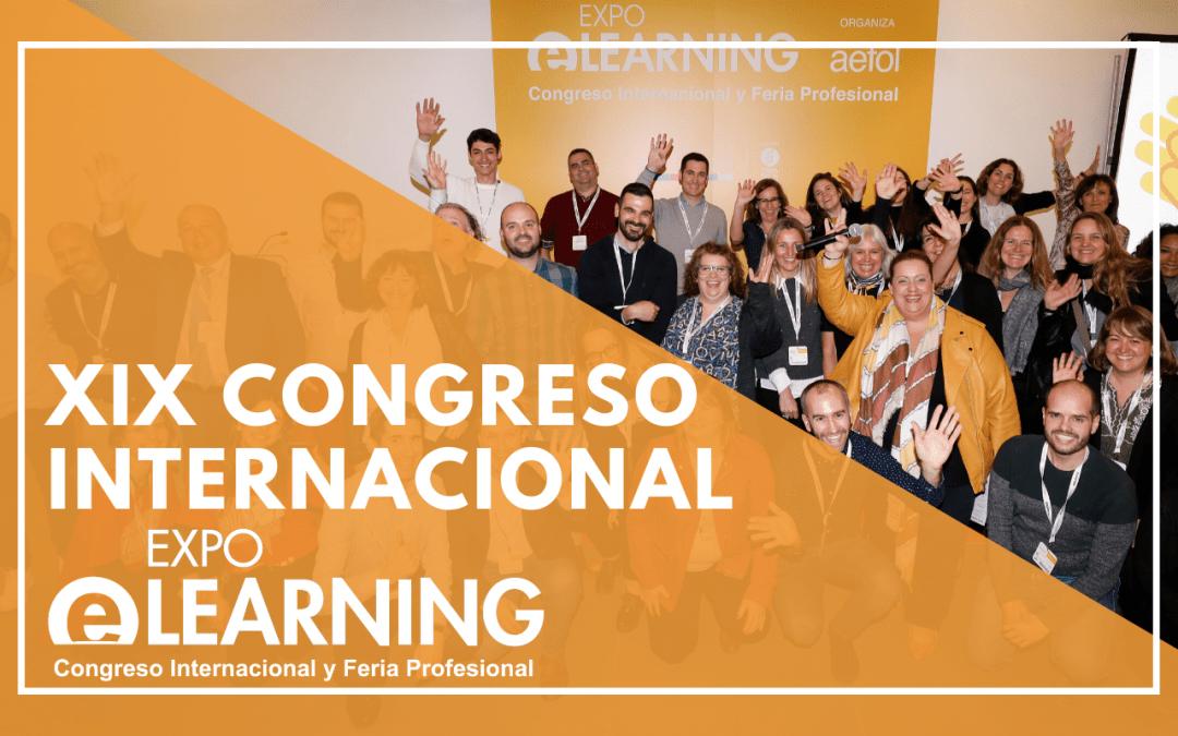 Vídeo Resumen del XIX Congreso Internacional EXPOELEARNING