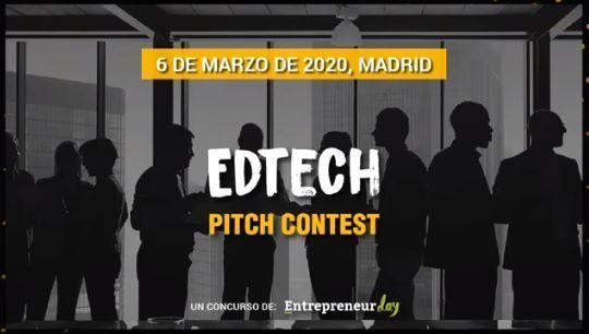 Vídeo resumen Concurso de Emprendedores Edtech en EXPOELEARNING