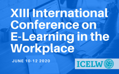 AEFOL recomienda ICELW 2020: International Congress on E-Learning in the Workplace