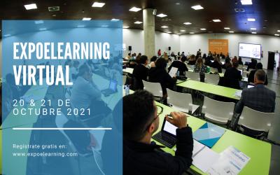 EXPOELEARNING Virtual se celebrará el 20 y 21 de octubre