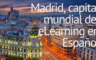 EXPOELEARNING nombra a Madrid «capital mundial del e-learning en español»