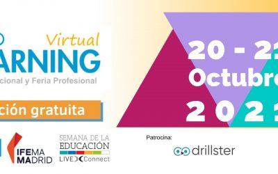 DRILLSTER participa en EXPOELEARNING Virtual